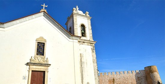 Igreja de Sao Salvador, matriz de Sines