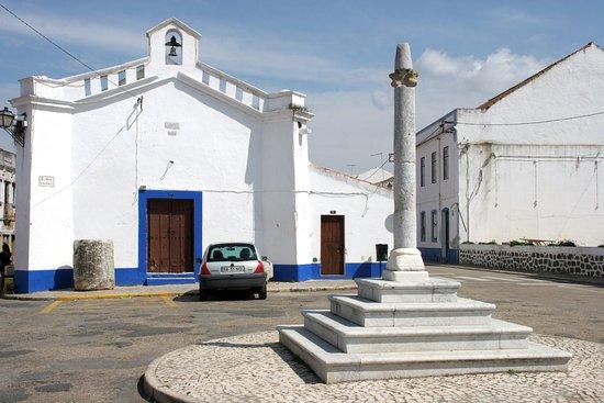Igreja da Misericordia de Alvalade do Sado