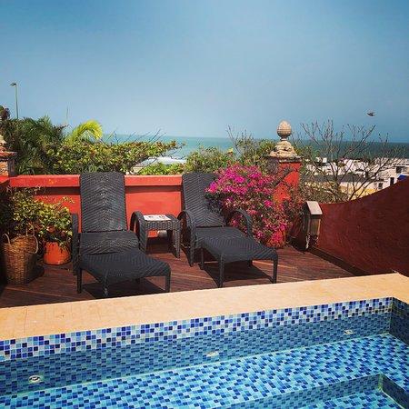 Casa Pestagua Hotel Boutique Spa Cartagena