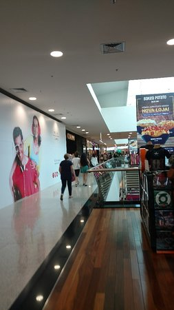 Mooca Plaza Shopping: Passeio