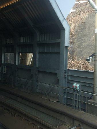 Imabetsu-machi, Japan: 新幹線青函トンネル北海道側入口