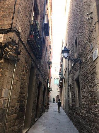 Runner Bean Tours Barcelona: Runner Bean Gothic Tour 2
