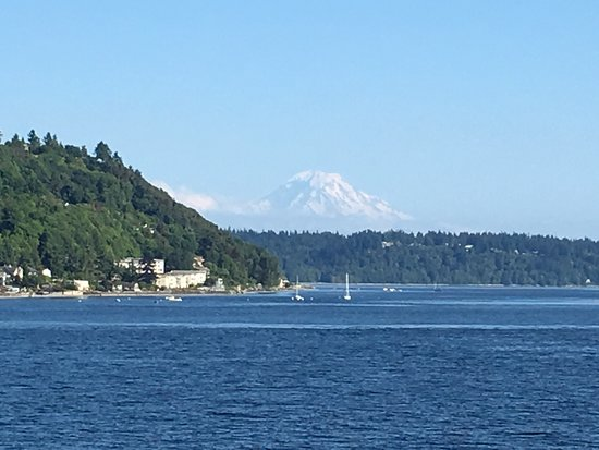 Fauntleroy to Vashon Ferry