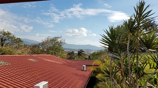 Casa Primo CR: View from roof top deck.
