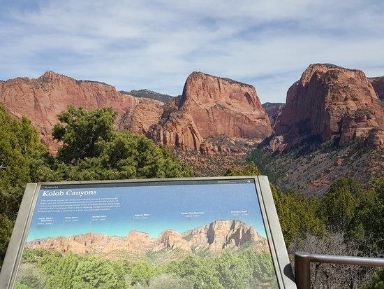 Kolob Canyons: KOLOB CANYON