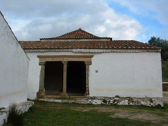 Nisa, Portugal: Ermida de Nossa Senhora dos Prazeres