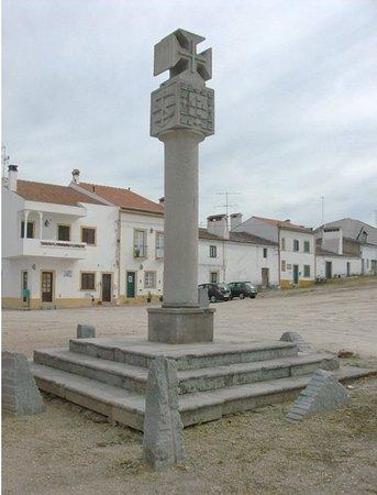 Nisa, Portugal: Cruzeiro de Alpalhão