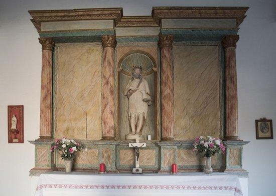 Nisa, Portugal: Capela da Misericórdia da Amieira do Tejo