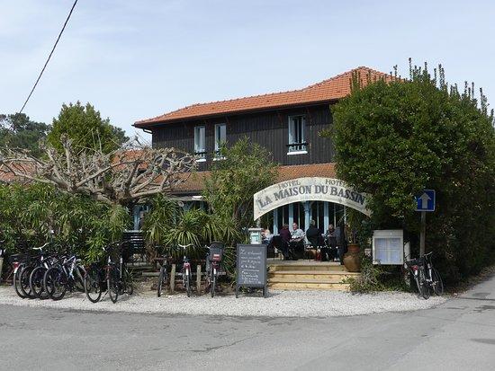 La maison du bassin lege cap ferret restaurantanmeldelser tripadvisor - La maison du bassin cap ferret ...