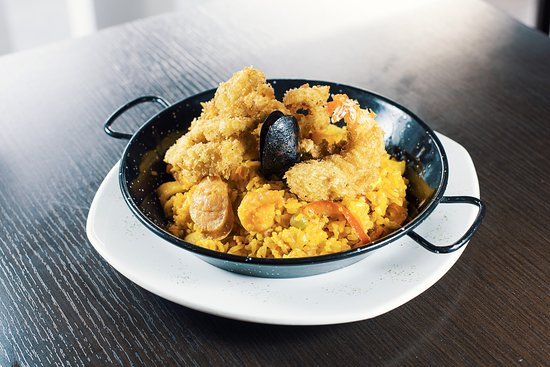 Sirena Gourmet: Nuestra Paella!