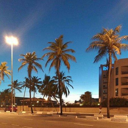 Real Praia Hotel: Entardecer em Aracaju