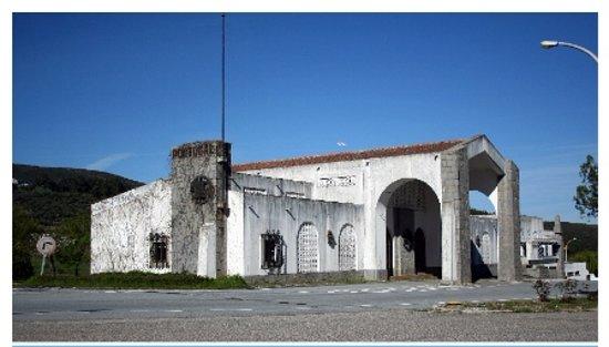 Marvao, Portugalia: Conjunto histórico Arquitetónico Fronteiriço de Porto Roque
