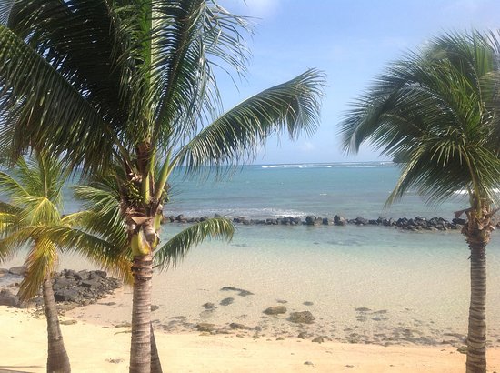 The Westin Turtle Bay Resort & Spa, Mauritius: View from room 1210 balcony