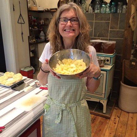 Montague, MI: Apple pie filling