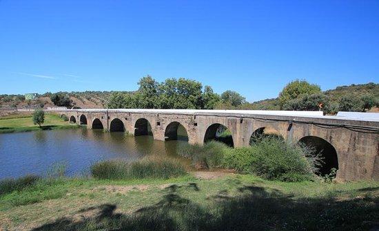 Ponte da Ribeira Grande照片