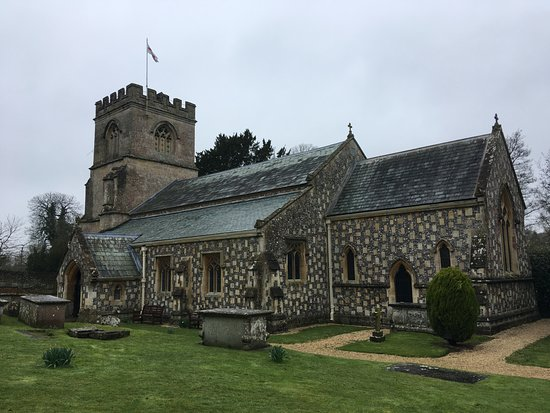 Marlborough, UK: The Church