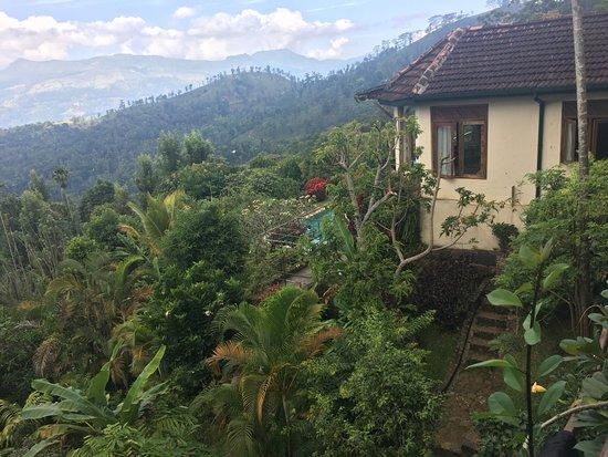 Far reaching views from Rangala House