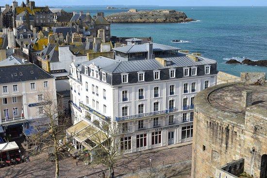 Hôtel de France et Chateaubriand, hôtels à Saint-Malo