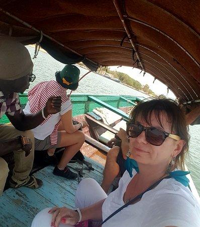 Happy Excursions Senegal: Balade après déjeuner lors excursion brousse très appréciée