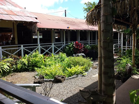 The Garden Island Grille: Garden Island Grille