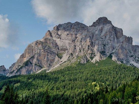 Zoldo Alto, Itálie: La Moiazza dalla Val Zoldana