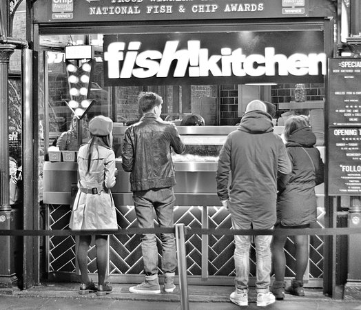 Fish!kitchen: A popular Plaice!
