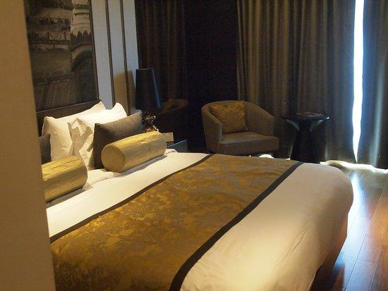 Pride Plaza Hotel Aerocity, New Delhi: My room