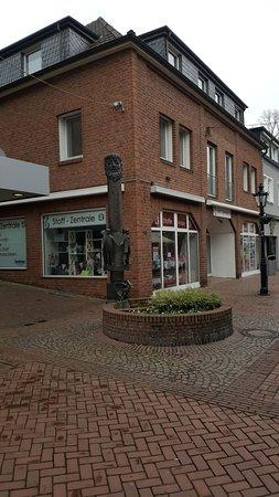 Kleve, Tyskland: Janusbrunnen