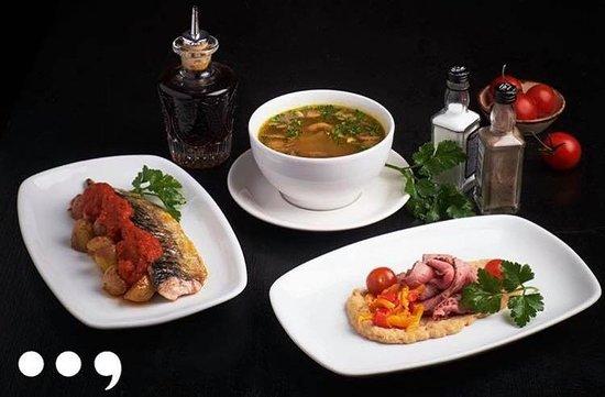 Dorogaya, Ya Perezvonyu: оригинальные обеды