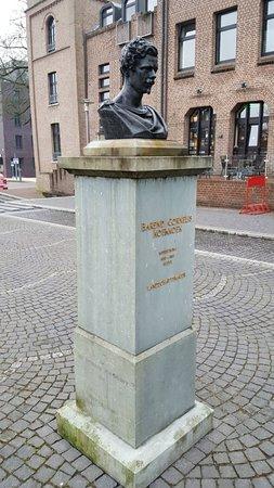 Kleve, Tyskland: Barend Cornelia Koekkoek Denkmal