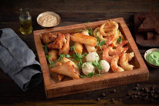 Dorogaya, Ya Perezvonyu: большой выбор блюд