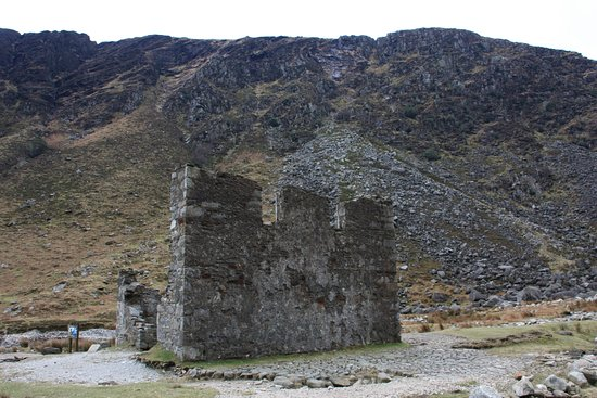 County Wicklow, Irland: The Ruins