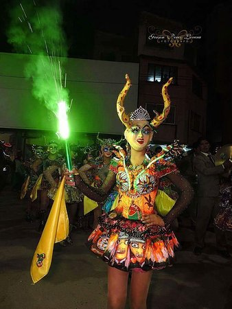 Oruro Department, Bolivia: carnaval