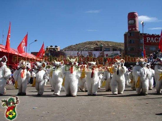 Oruro Department, โบลิเวีย: carnaval