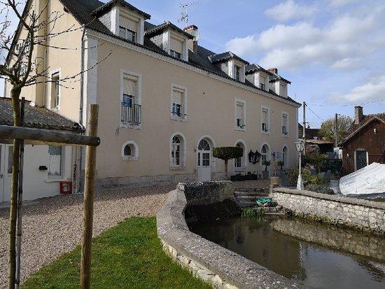 Thesee, فرنسا: Ottimo posto, ottima accoglienza e camere pulite, jolie maison d hôte avec un accueil chaleureux