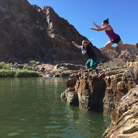 Amanzi Trails: Amanzi Trails