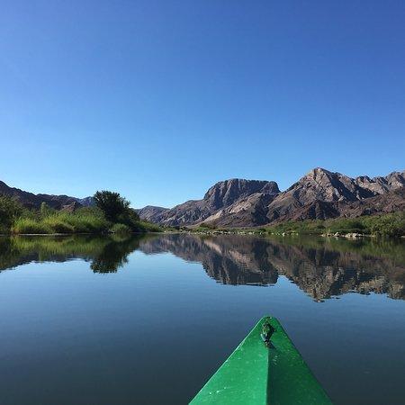 Noordoewer, ناميبيا: Amanzi Trails