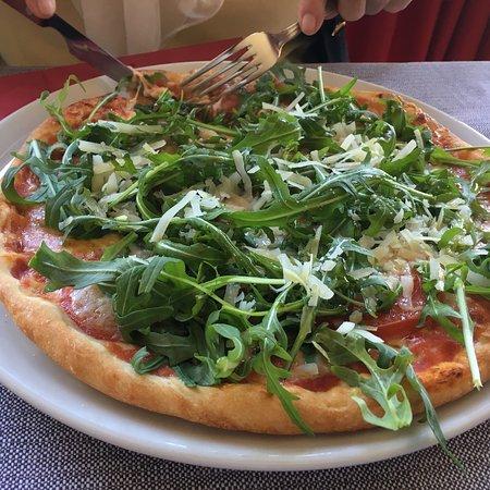 Eichenau, Tyskland: Pizza speciale