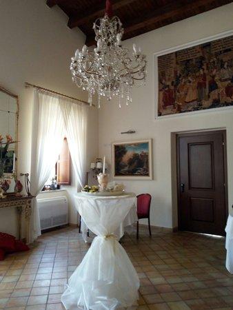 Mazzarone, Itália: Sala