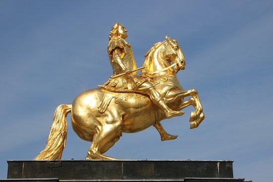 Goldener Reiter: Dresden - Goldene Reiter 1