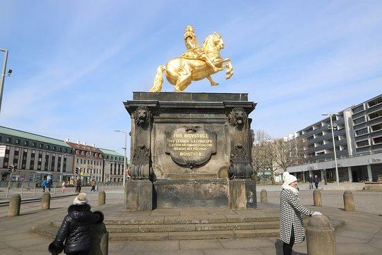 Goldener Reiter: Dresden - Goldene Reiter 2