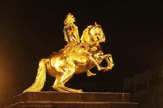 Goldener Reiter: Dresden - Goldene Reiter 3