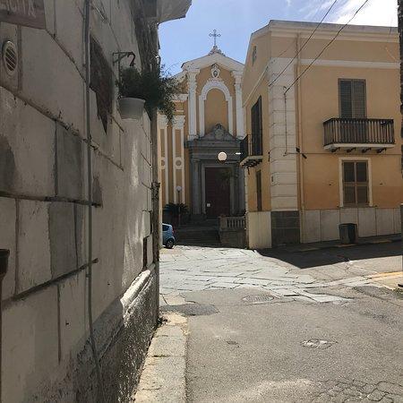 Palmi, Itália: 2 aprile 2018