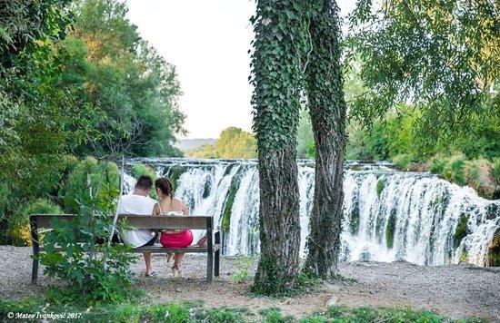 """Ljubuski, Bosnia-Herzegovina: Prirodni Vodeni Park """"Kocusa"""""""