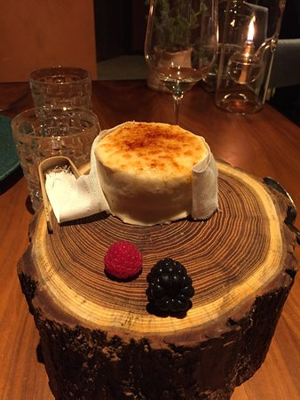 Samodaes, Portugal: Chease -cake du restaurant fabuleux !
