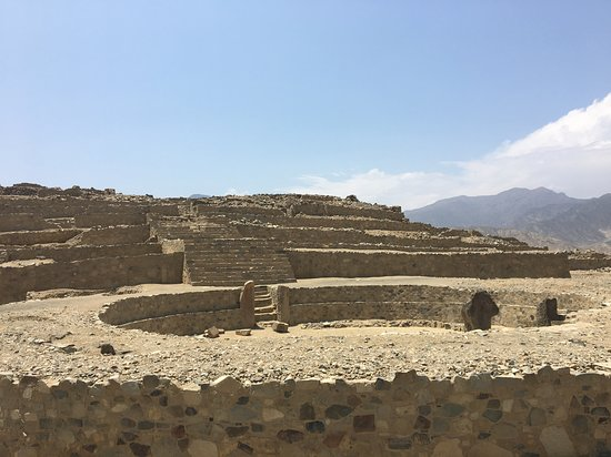Caral Photo