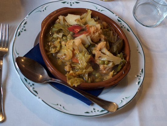 Montimar: Soup Mallorcan style