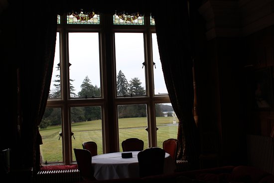 Mohill, Ирландия: Breathtaking views during breakfast