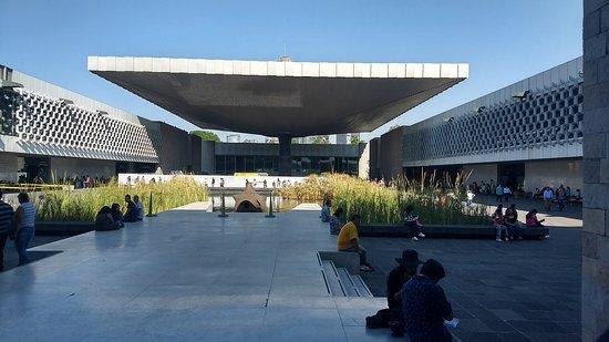 Museo Nacional de Antropologia – fénykép