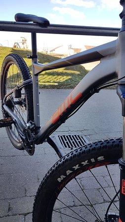 Gjern, Dinamarca: mountain bike rental Landal Søhøjlandet